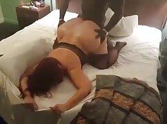 Rubia se la follan en el culo por la BBC masaje a japonesa casada